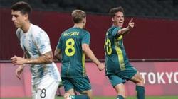 Kết quả bóng đá Olympic 2020 ngày 22/7: Argentina thua sốc Australia