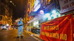 Hà Nội: 3 mẹ con cùng nhiều người ở phố Thuỵ Khuê dương tính SARS-CoV-2, từng đến nhà thuốc Đức Tâm