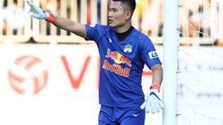 Bị Than Quảng Ninh nợ 1,4 tỷ đồng, thủ môn HAGL ngao ngán chờ đợi