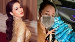 """Chuyện của sao Việt (23/7): Nhật Kim Anh quyên góp """"khủng"""" giúp người dân vùng dịch"""