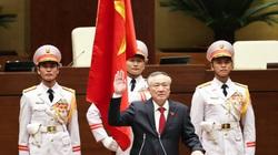 Chánh án TAND Tối cao Nguyễn Hòa Bình cam kết những gì trong phát biểu nhậm chức?