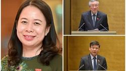 Chân dung các nhân sự được giới thiệu bầu Phó Chủ tịch nước, Chánh án TAND Tối cao, Viện trưởng Viện KSND Tối cao