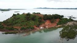 Hòn Đầu Sơn ở Móng Cái (Quảng Ninh) bị tàn phá: Thu hồi đất của chủ đầu tư vi phạm