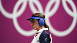 VĐV bắn súng Nino Salukvadze: Tuổi 52 và kỷ lục 9 lần dự Olympic