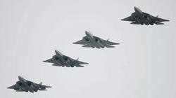 Nga bắt đầu phát triển máy bay chiến đấu mới