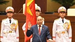 Chủ tịch nước Nguyễn Xuân Phúc và những điều tâm huyết trong phát biểu nhậm chức