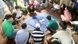Cảnh sát bắt quả tang 13 nam, nữ lắc tài xỉu ăn tiền giữa lúc giãn cách vì dịch bệnh