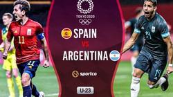 Soi kèo, tỷ lệ cược Olympic Tây Ban Nha vs Olympic Argentina: Được ăn cả...