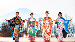 """Kimono """"gây thương nhớ"""" tại Olympic Tokyo 2020"""