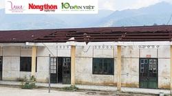Chung tay xây dựng điểm trường cho học sinh ở Cốc Rế (Hà Giang)