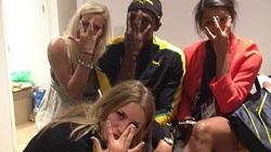 """Chuyện sex tại làng Olympic: Usain Bolt tham gia """"trò chơi 4 người""""?"""