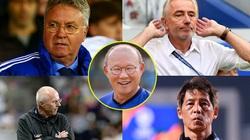 """4 HLV đẳng cấp World Cup mất việc """"vì""""... HLV Park Hang-seo"""