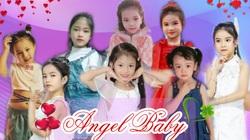 Những gương mặt thiên thần nhí đáng yêu tại bán kết Angel Baby 2021