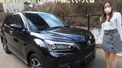 Nữ Youtuber Nhật trải nghiệm SUV cỡ nhỏ Toyota Raize giá 350 triệu, có gì để đấu Kia Sonet?