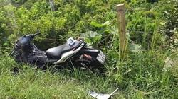 Nam thanh niên đi xe máy tử vong thương tâm trên quốc lộ 6