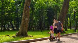 """Ghé thăm nơi được mệnh danh là """"lá phổi xanh"""" trong lành bậc nhất Hà Nội"""