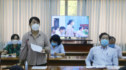 An Giang: Thí sinh tại huyện An Phú và TP.Châu Đốc dự thi tốt nghiệp THPT đợt 2