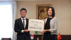Ngân hàng Aozora Nhật bản ủng hộ Quỹ vaccine phòng Covid-19 của Việt Nam