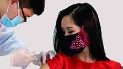 Diva Hồng Nhung tiêm vaccine Covid-19 của Việt Nam