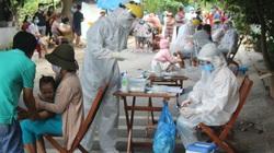 Quảng Nam: Phát hiện tài xế nghi mắc Covid-19, phong tỏa chợ và truy vết nhanh