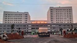 Chưa xử lý dứt điểm ô nhiễm môi trường, Bệnh viện Sản - Nhi Vĩnh Phúc vẫn sẽ hoạt động?