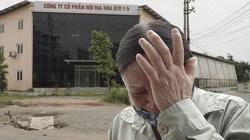 Hà Nội: Người lao động Công ty ô tô 1-5 khóc nghẹn khi đi đòi tiền lương bị nợ 14 tháng
