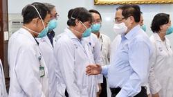 Thủ tướng yêu cầu triển khai chi viện nhân lực y tế cho các địa phương có nhiều ca lây nhiễm, bệnh nặng