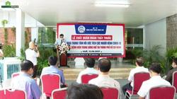 """Huế """"chi viện"""" gần 200 y bác sĩ tinh nhuệ vào TP.HCM chống dịch"""