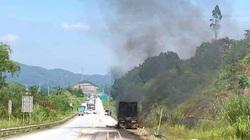 Vụ xe bồn bị cháy rụi trên cao tốc Nội Bài - Lào Cai: Thông tin đau lòng về 1 thi thể