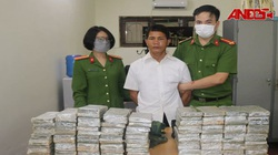 Điện Biên: Phá chuyên án ma tuý lớn thu 98 bánh heroin