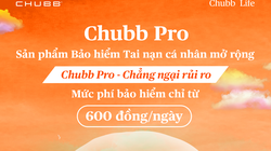 Chubb Life Việt Nam ra mắt 2 giải pháp bảo hiểm sức khỏe và tai nạn mới