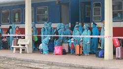 TT-Huế: 2 người thuộc lực lượng phòng chống dịch mắc Covid-19 sau khi đón công dân về bằng tàu hỏa