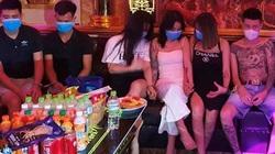 Nam nữ tụ tập sử dụng ma túy, bay lắc kinh hoàng trong khách sạn