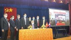 Việt Nam – Lào thúc đẩy hợp tác khoa học, công nghệ và đổi mới sáng tạo