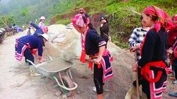Giao thông nông thôn - điểm nhấn nông thôn mới Hoàng Su Phì