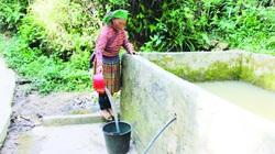Gian nan trong xây dựng nông thôn mới ở xã vùng biên
