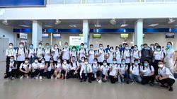 Bamboo Airways điều chuyên cơ đưa đoàn y bác sĩ ĐH Y Dược Huế tiếp viện Đồng Nai chống dịch