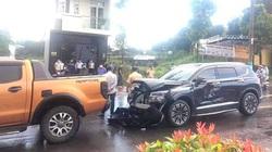 Gia Lai: Triệu tập 6 đối tượng liên quan vụ nổ súng, tông xe ở Pleiku