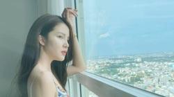 """Hoa khôi Huỳnh Thúy Vi: """"Thức dậy thấy mình còn khỏe mạnh là hạnh phúc rồi!"""""""