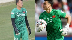 Vòng loại thứ ba World Cup 2022: Văn Lâm hay Tấn Trường bắt chính?