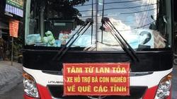 TP.HCM: Xử phạt nhiều trường hợp đưa người về quê trái phép