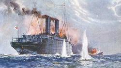 Đóng giả tàu địch, chiến hạm Đức bị đánh chìm, không ai sống sót