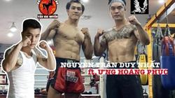 Nguyễn Trần Duy Nhất giao đấu Ưng Hoàng Phúc, kết quả ra sao?