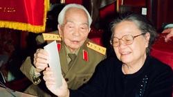 Đại tướng Võ Nguyên Giáp và phu nhân: Bình dị bên nhau như thế!