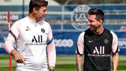 """""""Ngồi chơi xơi nước"""" hơn 1 tuần, bao giờ Messi đá trận ra mắt PSG?"""
