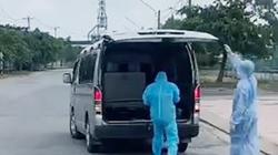 Đồng Nai: Cảnh sát vây bắt kẻ trộm cắp dương tính với SARS-CoV-2
