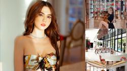 """Nhà đẹp của sao: Ngọc Trinh làm show thời trang ở biệt thự """"khủng"""" sau vụ mất trộm bạc tỷ"""