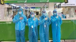 Bamboo Airways bay miễn phí chở gần 200 công dân Thanh Hoá từ TP.HCM hồi hương
