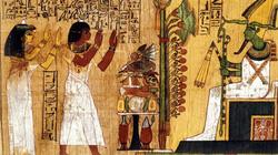 Tử thư - Cuốn sách bí ẩn chôn trong lăng mộ người Ai Cập