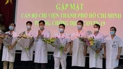 Điện Biên: 22 cán bộ y tế lên đường chi viện đợt 2 cho thành phố Hồ Chí Minh chống dịch Covid - 19